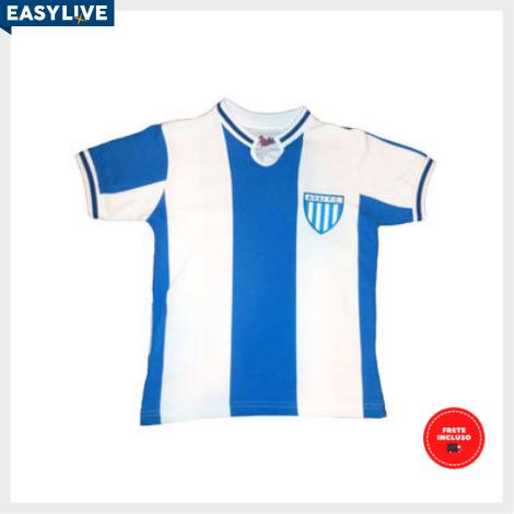 Liga Retrô | Camisa Infantil Avai 1975
