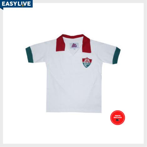 Liga Retrô | Camisa Infantil Fluminense 1964