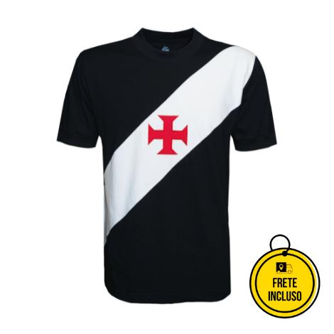 Liga Retrô | Camisa Vasco 1898