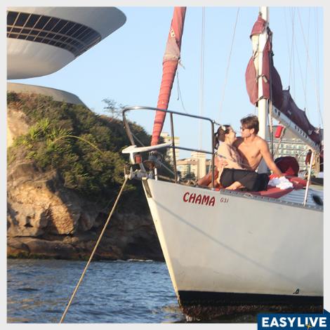 Passeio de veleiro romântico - Rio de Janeiro