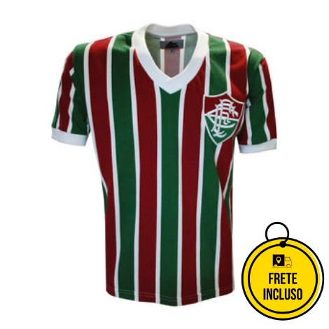Liga Retrô | Camisa Fluminense 1952