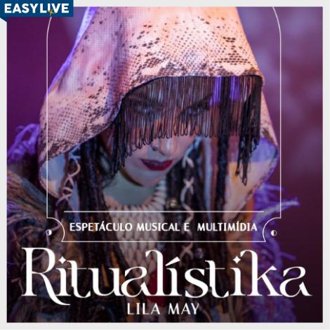 Espetáculo Musical e Multimídia Ritualístika