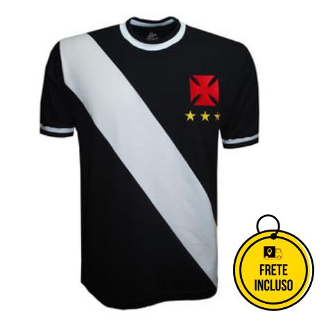 Liga Retrô | Camisa Vasco 1972