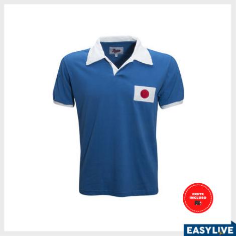 Liga Retrô | Camisa Japão 1950