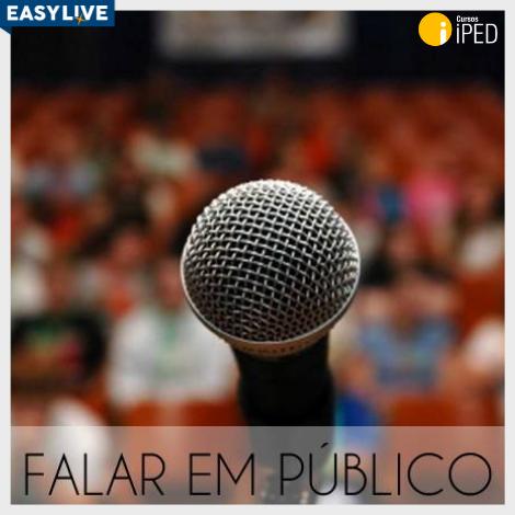 iPED | Curso de Como falar em público