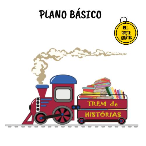 Trem de História | Clube de Assinaturas