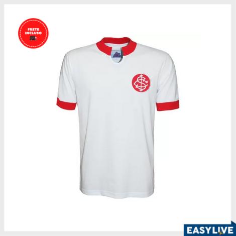 Liga Retrô | Camisa Internacional 1976 Branca