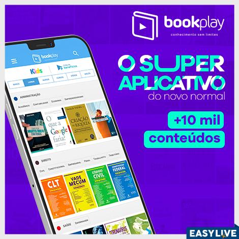 Bookplay - Livros Digitais, Cursos, Revistas e muito mais!