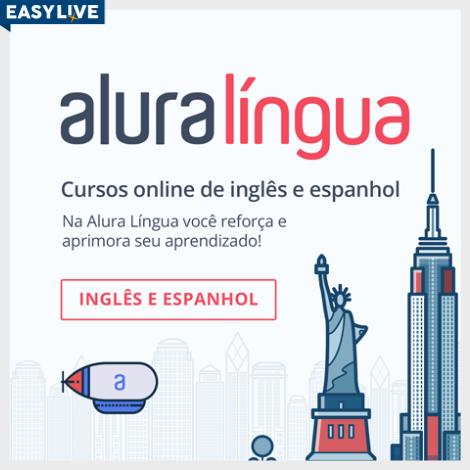 Alura - Curso de idiomas