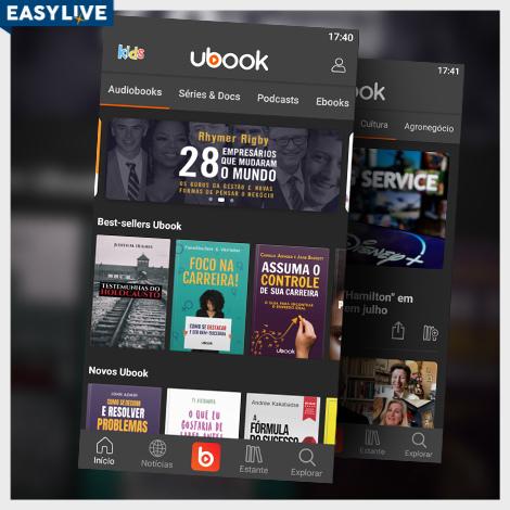 Ubook - Livros digitais