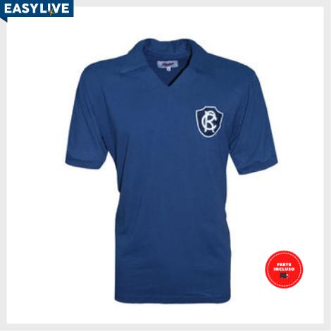 Liga Retrô | Camisa Remo 1965