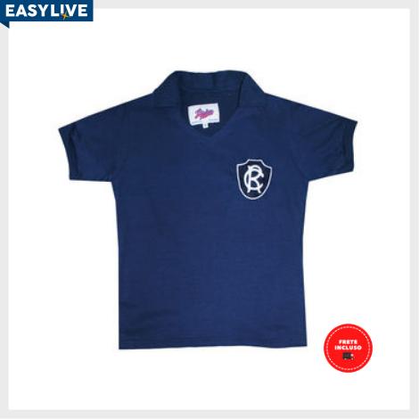 Liga Retrô | Camisa Infantil Remo 1965