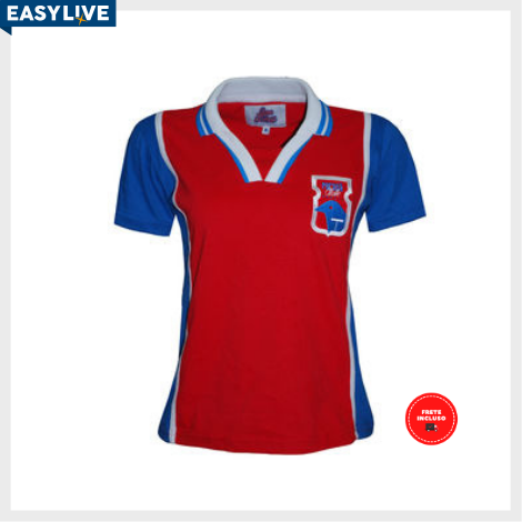 Liga Retrô | Camisa Feminina Paraná Clube 1997