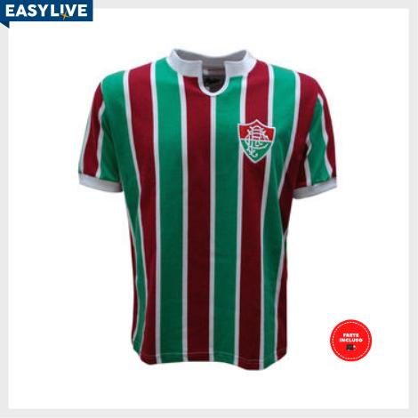 Liga Retrô | Camisa Fluminense 1976