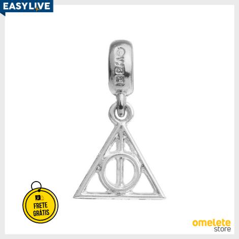 Coleção Harry Potter | Berloque My Legends Relíquias da Morte