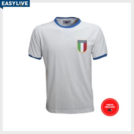 Liga Retrô | Camisa Itália 1960