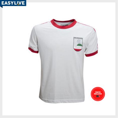 Liga Retrô | Camisa Irã 1978