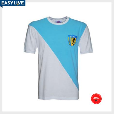 Liga Retrô | Camisa FC Karl Marx 1976